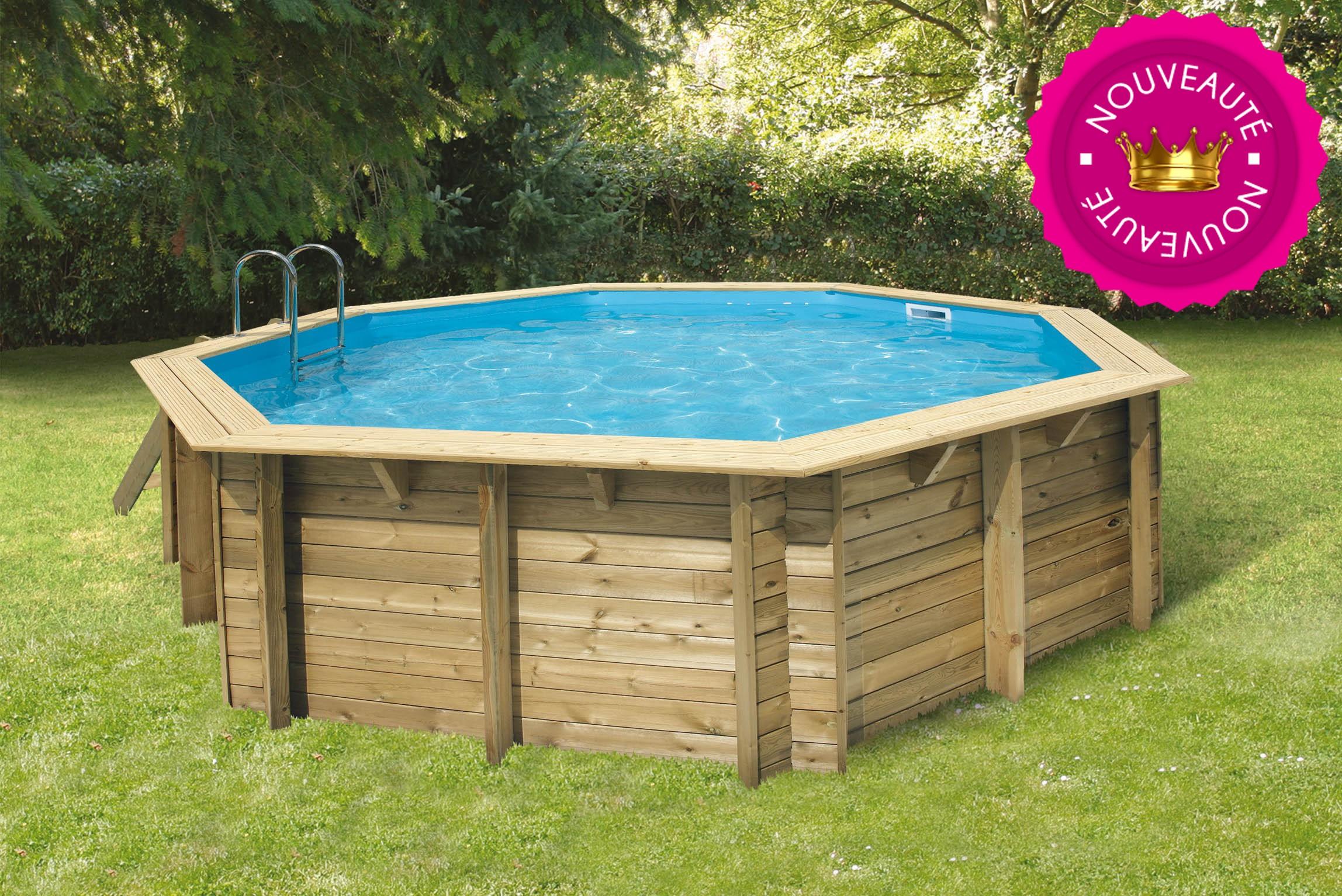 piscine bois nortland ubbink