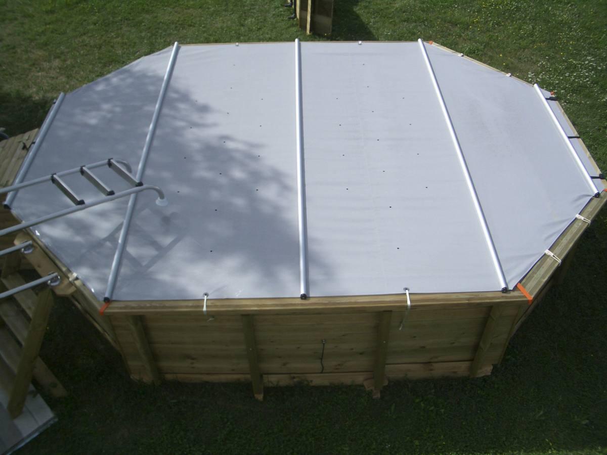 Couverture piscine en bois le guide duachat with couverture piscine en bois stunning albigs - Couverture piscine bois limoges ...
