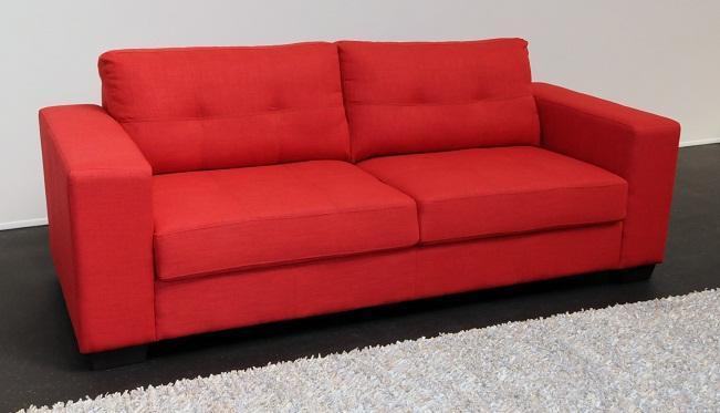 Canapé Tissu Dana 3 Places pour 459€
