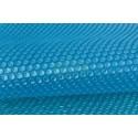 Bâche à bulles 180μ Bleu pour piscine rectangulaire 425x325 cm