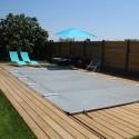 Bâche à barres pour piscine rectangulaire 920x420 cm