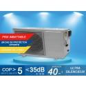 Pompe à chaleur EcoPAC6 - 5.8 kW + bâche de protection