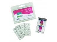 Trousse d'analyse pastilles pH chlore + 2x30 pastilles