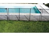 Barrière piscine Souple de Protection Module de 3 mètres