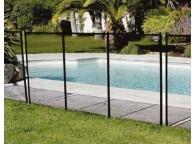 Barrière de sécurité souple pour piscine - module 1 ml