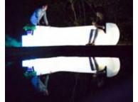 Divan Droit Loonge Lumineux 71cm x 96cm x H 71cm