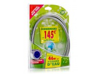 Flexible de douche ECO FLEX PLUS 1m50 - LEKINGSTORE