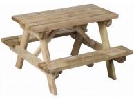 Table pic-nic enfant - Soulet