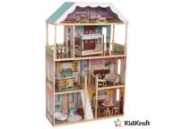 Maison de poupées Charlotte avec EZ Kraft Assembly ™