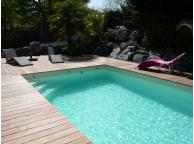 Kit Piscine Bois Hors Sol Rectangulaire LENNY 720x400x145 cm
