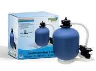 Groupe de filtration 30-60m3-515-8m3/h pour piscine hors sol
