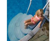 Escalier de piscine MAJESTIQUE lekingstore