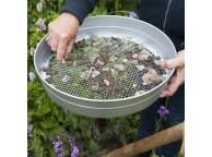 Tamis pour jardin nature Diam 37 maille 6 mm