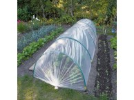 Tunnel de jardin en kit Nature 2 x 5 M