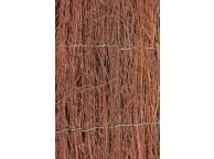 Brande de bruyère naturelle, épaisseur +/- 1 cm, 2 x 5 m