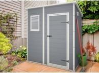 Abri Vert Premium 65 Double Porte 2.8 m² L185 x P152 x H226 cm