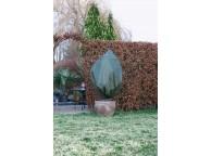 Housse d'Hivernage Verte diamètre 0.50 cm x 1,50 m
