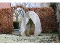 Housse d'Hivernage Beige diamètre 200 cm x 2 m
