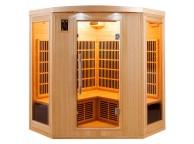 Sauna Infrarouge APOLLON 3/4 Personnes