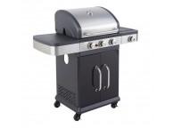 Barbecue à gaz Américain FIDGI 3 brûleurs