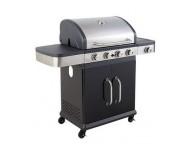 Barbecue à gaz Américain FIDGI 4 brûleurs