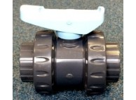 Vanne PVC Astore PN16 diamètre 32 à coller