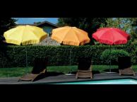 Parasol rond BORGO UV 50+ Diam 200 - 100/8 cm