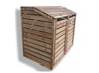 Coffre Rangement En Bois 150x90x120 cm
