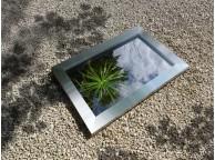 Cadre en Inox 304 pour Bassin de Jardin Quadra 3