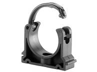 Raccord PVC Collier Clip VDL 40mm