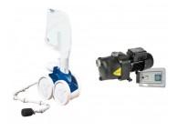 Pack Robot Polaris 280 – Surpresseur Eurocom 3 – Coffret horloge Surfil pour fond de piscine