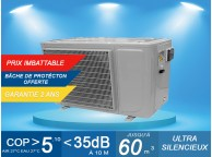 Pompe à chaleur EcoPAC10 - 11 kW