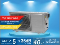 Pompe à chaleur EcoPAC6 - 5.8 kW