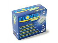 Boîte de 10 pastilles clarifiant FLOVIL DUO pour piscine