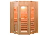 Sauna Traditionnel Finlandais Zen 4 Personnes
