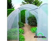 Serre de Jardin RICHEL 27m² avec 2 Portes
