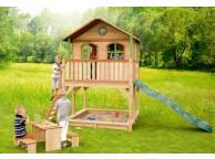 Maisonnette Cabane Enfant Bois MARC LEKINGSTORE