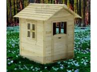 Maisonnette Cabane Bois Enfant NOA - LEKINGSTORE