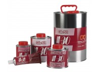 Colle PVC pression N-30 pour union de PVC pot métallique avec pinceau 250 ml