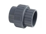 Raccord PVC Union 3 pièces 0.63 cm - LEKINGSTORE