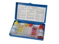 Trousse d'analyse chlore/brome/pH en bouteille pour piscine et spa