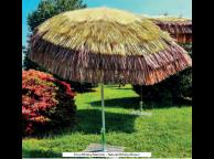 Parasol rond TULUM 100/8 cm - diam 200 cm