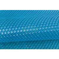 Bâche à bulles 180μ Bleu pour piscine rectangulaire 520x320 cm