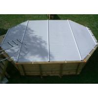 Bâche à Barres pour Piscine octogonale allongée 800 x 457cm