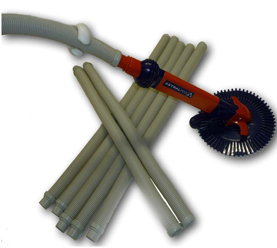 Aspirateur hydraulique mamba xs pour piscines hors sols for Piscine xs hors sol