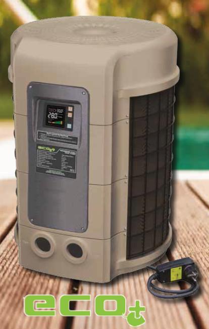 Pompe a chaleur eco 6 20m3 5 7 kw pour piscine hors for Pompe a chaleur piscine 20m3